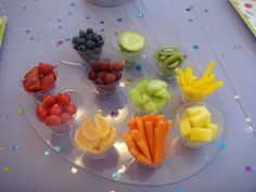 some Art Party food