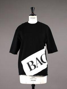 Ann-Sofie Back Sweatbanner t-shirt - Aplace Fashion Store & Magazine | Established 2007 | Sweden