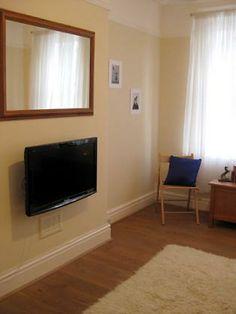 Plasma color TV One Bedroom Apartment, Rental Apartments, London, Tv, Color, Television Set, Colour, London England, Television