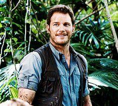 Character Inspiration - Marcus Sylvester ((Chris Pratt))