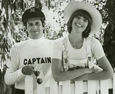 The Captain & Tennille had great music back then...They had a musical variety show, too back in the 70's.