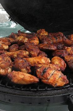 "Smoked Spicy Chicken Wings | ""Great wing recipe! I've cooked wings a lot of different ways but this was the best I think. They were a hit"" #footballrecipes #gamedayrecipes #tailgatingrecipes #superbowlrecipes #superbowlparty #superbowlpartyideas Spicy Wings, Chicken Wings Spicy, Chicken Wing Recipes, Tandoori Chicken, Smoked Wings, Smoke Grill, Tailgating Recipes, Football Food, Game Day Food"