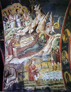 Orthodox Icons, Blessed Mother, 12th Century, Crown Jewels, Christian Art, Illuminated Manuscript, Byzantine, Nativity, Bible