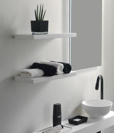 X²O | Vipera Corrason badkamer radiator wit / Vipera Corrason ...