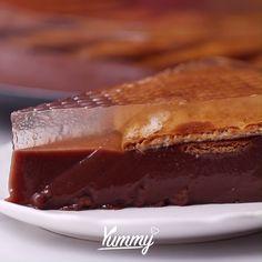 Puding Regal | Yummy Jangan lupa share video ini dan follow @Yummy.IDN @IDNTimes.Video Pudding Recipes, Snack Recipes, Dessert Recipes, Cooking Recipes, Pudding Desserts, Regal Recipe, Tasty, Yummy Food, Desserts To Make