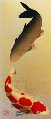 Fish ...Happy Times by Kaneko Kunio. S)