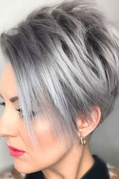 53 Best Kurzhaarfrisuren 2018 Images Hair Colors Hair Looks New Hair