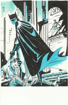 Batman, Robin and Joker by Darwyn Cooke