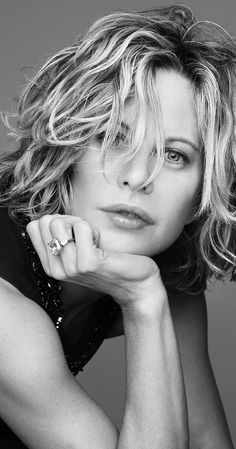 "Meg Ryan, Actress: Sleepless in Seattle. Blond-haired, blue-eyed with an effervescent personality, Meg Ryan was born Margaret Mary Emily Hyra in Fairfield, Connecticut, to Susan (Duggan), an English teacher and one-time actress, and Harry Hyra, a math teacher. She has Polish, Irish, and German ancestry (""Hyra"" is a Polish surname, and ""Ryan"" is her maternal grandmother's maiden name). Meg graduated from Bethel high school, Bethel in ..."