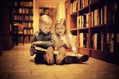 Library cuteness