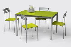 #diseño de #cocinas Mesas de cocina y sillas modernas en linea 3 cocinas #madrid #ciempozuelos http://www.linea3cocinas.com/e-435-mesas-y-sillas-de-cocina-durolam