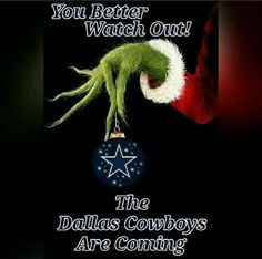 Merry Christmas Cowboys Haters Dallas ⭐️cowboys