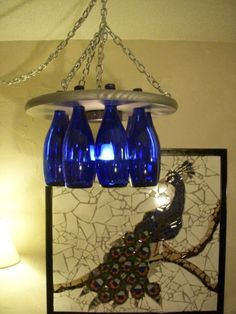 hmmmmm -- would have to ditch the wood & heavy chain -- but the cobalt rocks!