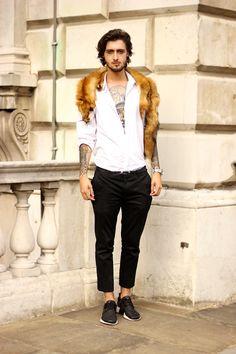 Street Style: London Fashion Week Spring Summer 2015 « Street ...