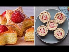 It's time to fall in love with these 5 puff pastry creations I Dessert by So Yummy - YouTube