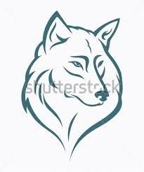lupo stilizzato tattoo - Cerca con Google