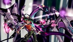 Yu-Gi-Oh! ARC-V Yu-Gi-Oh! Sombre Rébellion Xyz dragon Sakaki Yuya Wristband
