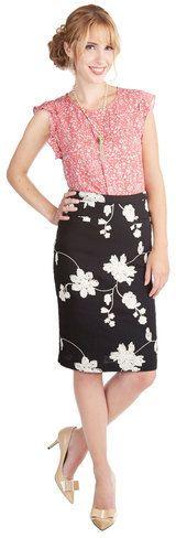 Tulle dba Morning Glow Seasoned Sommelier Skirt
