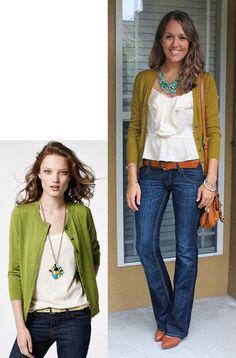 Todays Everyday Fashion: Moss Cardigan - Js Everyday Fashion