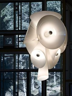 FLOS Nebula Light