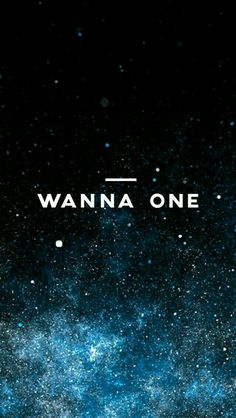 Wanna one wallpaper Song Lyrics Wallpaper, Name Wallpaper, Tumblr Wallpaper, Black Wallpaper, Iphone Wallpaper, Maybe One Day, 3 In One, One Pic, You Are My World