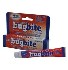 Bug Bite Itch Out is an all natural itch relieving cream. It is safe for babies of all ages, nursing moms, pregnant women and children. Works on all types of insect bites. Bug Bite Itch Relief, Bite Relief, Bites And Stings, Nursing Mother, Insect Bites, Babies, Cream, Children, Natural