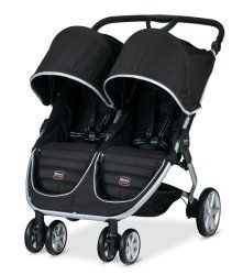 The Britax B-Agile Double Stroller is great for two children and can be an on-the-go travel system for one child using Click & Go receivers which will accept one Britax Chaperone and B-Safe Infant Car Seat. City Mini Double Stroller, Double Stroller For Twins, Double Stroller Reviews, Best Double Stroller, Cheap Baby Strollers, Twin Strollers, Double Strollers, Toddler Stroller, Toddler Toys