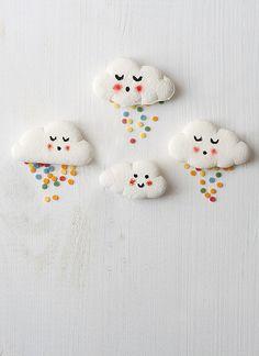 Receta de Nubes Caseras para niños