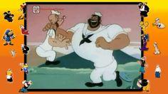 Marinheiro Popeye em: Almoço com Soco (1953) #187