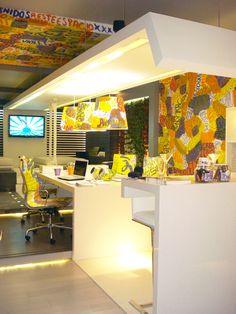 Young creative's office  Casa FOA 2011