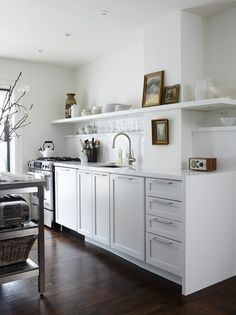 White kitchen inspiration for Built By Grace clients | East Valley Remodeling | Serving Chandler, Tempe, Mesa, Gilbert, Scottsdale and Phoenix