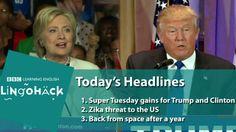 'Aprenda inglês' destaca palavras e frases do noticiário da semana.