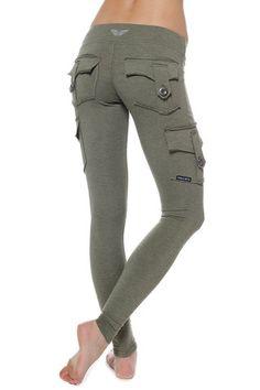 Bamboo Pocket Legging   Public Myth