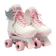 Kids Roller Skates, Roller Skate Shoes, Roller Skating, White Roller Skates, Roller Rink, Roller Derby, Dr Shoes, Cute Shoes, Me Too Shoes