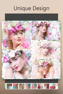 Picmix-Photo Editor-Collage Maker PIP SelfieCamera – Miniaturansicht des Screenshots