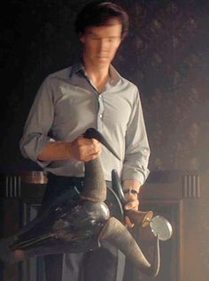 Ohhhh Sherlock