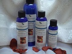 Lotion hand and body harvest peach fragrance by plumvalleynotions,