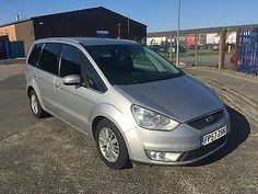 eBay: 2007 FORD GALAXY GHIA 1.8 TDCI 6G - DRIVE AWAY NOT DAMAGED OR SALVAGE - 7 SEATER #carparts #carrepair
