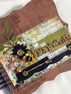 This site has A LOT of minis that could be done as cards.  Great embellishments and interesting designs.