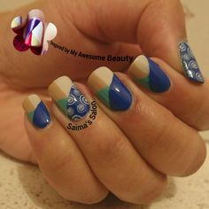 Saima's Salon #nail #nails #nailart