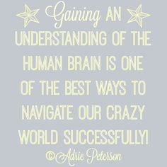 """I created this for my blog post, """"Our Brains."""" It actually links back to my Pinterest board, """"Our Brains""""! :)"""