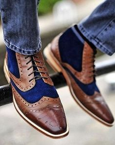 14e9c141067988 10 Best Brogues For Men To Look Classy