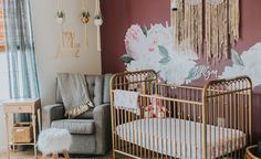 This nursery is going to tickle all your boho-loving hearts. Hayley, of Three Made of Joy, is sharing the nursery of her sweet baby girl Scotlynn.