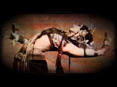 How to do the Rachel Brice back bend ~ Free belly dance classes online