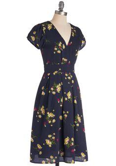 Choral Arrangement Dress, #ModCloth