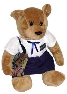 sister missionary teddy bear