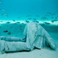 MUSA Underwater Museum — Cancun, Mexico | 15 Majestic Underwater Sites You Need To Visit Before You Die