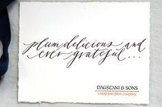 beautiful handwriting is an art
