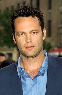 Vince Vaughn, I'm obsessed