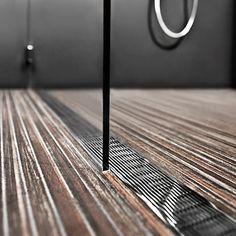 Walk in shower drain